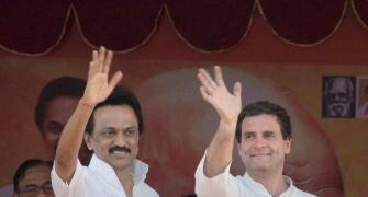 DMK allots 25 seats to Congress for Tamil Nadu polls