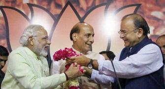 BJP's 2019 teams: Jaitley heads publicity, Rajnath manifesto