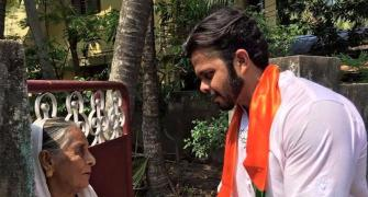 Sreesanth: 'I will be the best politician in Kerala'