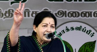 Jayalalithaa demolishes 27-year-old power equation