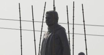 Mayawati statues make a comeback as UP polls near