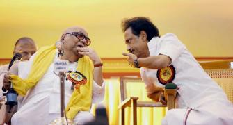 DMK in driver's seat, but not ready to drive