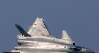 Unveiled: China's secretive stealth fighter