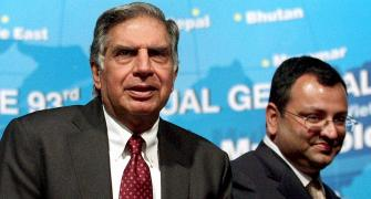 Mistry's removal was 'necessary': Tata