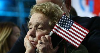 PHOTOS: How America is waiting for its election results