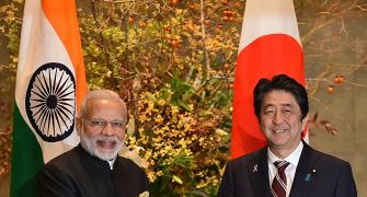 After 6 years of toil, India and Japan ink historic nuclear deal