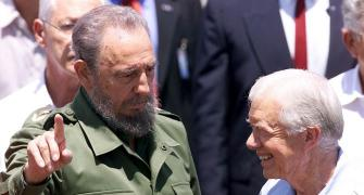 How Fidel dealt with 11 US Presidents
