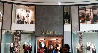 Zara opts for largest mall space in India