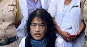 Irom Sharmila to contest against Manipur CM