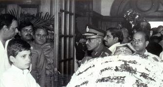 Column: Indira, Rajiv didn't die as martyrs