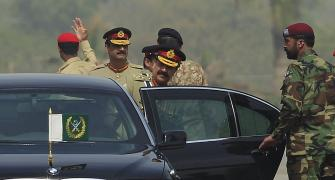 'Pakistani Army today is a patron of terrorism'