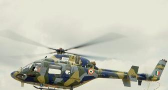 Copter on COVID-19 duty lands on highway in UP