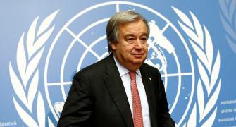 UN chief following Delhi situation, says spokesperson