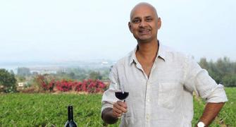 The Stanford grad who left Oracle to make wine