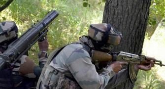 Launch pads destroyed during surgical strikes revived