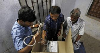 'EVMs are the most credible system available'