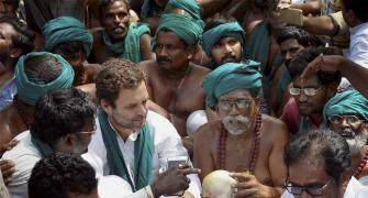 Who is behind TN farmers' protest?