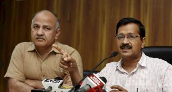 Why Kejriwal should pass on the mantle to Sisodia