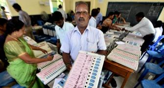 Even manufacturers can't manipulate EVMs, says EC
