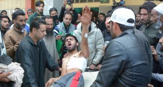 'Kashmiri youth have become the face of violence'