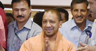 Adityanath's dad dies; UP CM says can't attend funeral