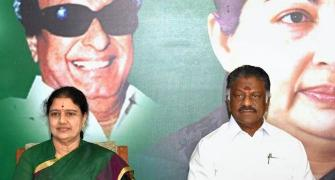 The AIADMK after AMMA