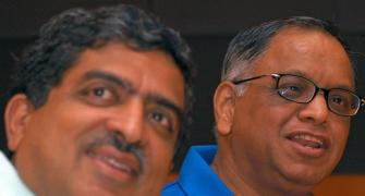 Nilekani hails Murthy, calls him 'father of corporate governance in India'