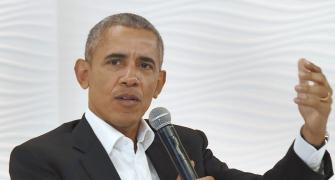 Work to make things better: Obama to young leaders @ Town Hall
