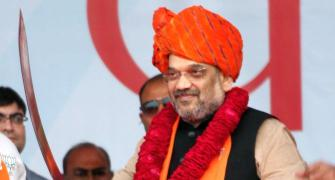 Clarify stand on Ram temple: Amit Shah to Rahul Gandhi