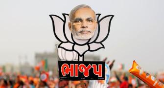 'The BJP has reached its climax'