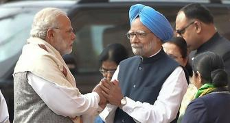 Manmohan @88: Modi wishes him 'long & healthy life'