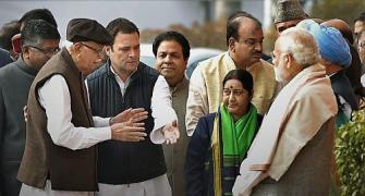 How Modi taught Advani a lesson