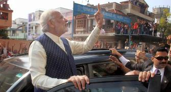 Man who predicted Gujarat result: 'People don't trust PM'