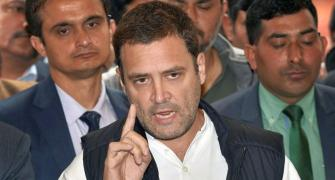 Rahul slams farm bills as 'death warrants'