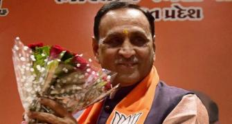 Gujarat CM Vijay Rupani tests positive for coronavirus