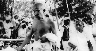 'For 70 years, these people have criticised Bapu'
