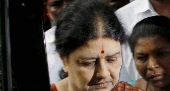 The tough road ahead for Sasikala