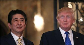 US '100 per cent' behind Japan: Trump after N Korea missile launch