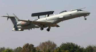 IAF inducts first indigenously developed surveillance plane