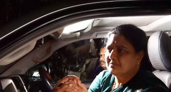 Sasikala paid Rs 2 cr to get VIP treatment in jail, says officer