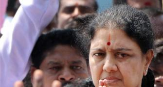 Sasikala tests positive for COVID, stable: Hospital