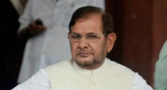 No question of forming a new party, says Sharad Yadav