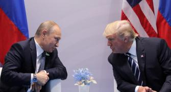 Trump willing to invite Putin to White House 'at the right time'
