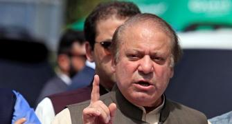 Sharif quits as PM after Pak SC disqualifies him