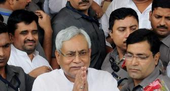 What Nitish did is an act of extreme courage