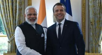 'Macron's India visit won't be business as usual'