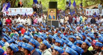 BSP rejects rise of Bhim army in UP politics
