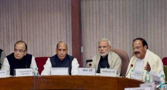 State of economy spooks BJP allies, but no one's listening