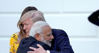 'I'd give the Modi-Trump summit 10/10'