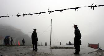 Why there's trouble on the India-China border